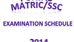 RBISE SSC Part-I, 9th class result on August 15, 2012 – Paki Mag