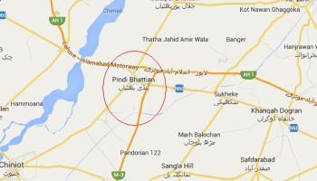 PP Pir Mahal By Poll Results - Pir mahal map
