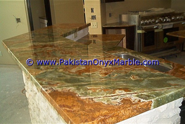 index of onyx countertops multi green