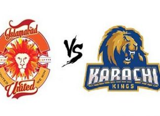 Islamabad United vs Karachi Kings Live Scores Highlights - 23rd Feb 2019 - PSL