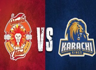 Islamabad United vs Karachi Kings Live Scores, Highlights - 27th Feb, 2019 - PSL