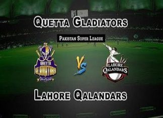 Lahore Qalandars vs Quetta Gladiators Live Scores Highlights - 23rd Feb 2019 - PSL