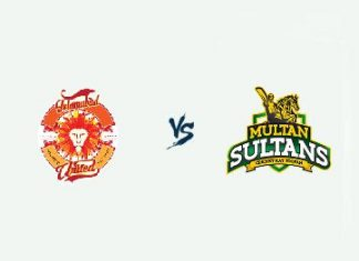 Multan Sultans vs Islamabad United Live Scores Highlights - 26th Feb 2019 - PSL