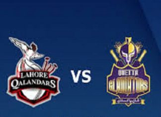 Quetta Gladiators vs Lahore Qalandars Live Scores Highlights - 27th Feb 2019 - PSL