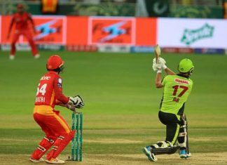 Islamabad United vs Lahore Qalandars Live Scores Highlights - 9th March 2019 - PSL