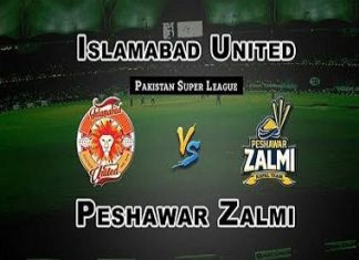 Peshawar Zalmi vs Islamabad United Live Scores Highlights - 1st March 2019 - PSL