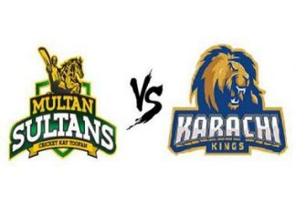 Karachi Kings vs Multan Sultans Live Scores Highlights - 3rd March 2019 - PSL