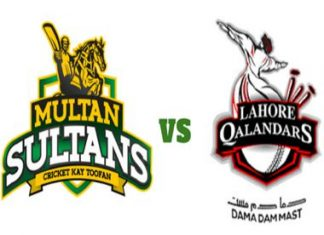 Lahore Qalandars vs Multan Sultans Live Scores Highlights - 11th March 2019 - PSL