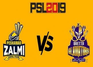 Peshawar Zalmi vs Quetta Gladiators Highlights - 4th March 2019 - PSL