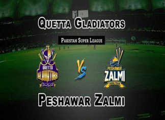 Peshawar Zalmi vs Quetta Gladiators Live Scores Highlights - 13th March 2019 - PSL Qualifier