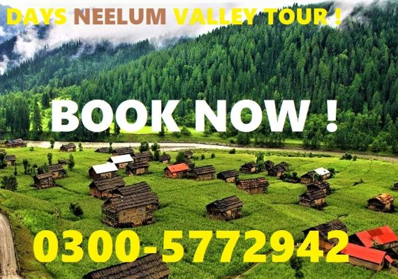 5_days_neelum_valley_tour_package