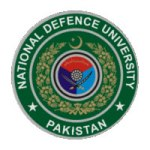 National Defence University (NDU) Islamabad