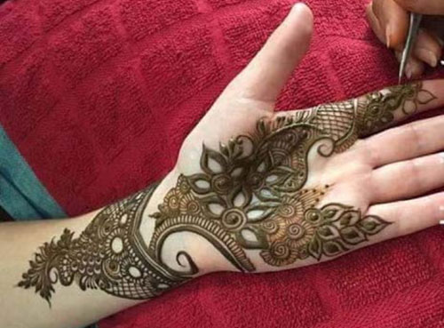 Mehendi Design 2017 Simple