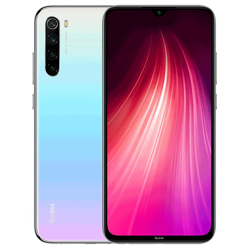 Xiaomi Redmi Note 8 (Moonlight White 64GB + 4GB) - PakMobiZone - Buy Mobile  Phones, Tablets, Accessories