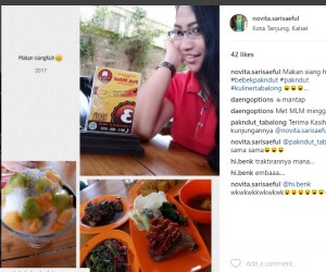 Review Customer Bebek Pak Nduti