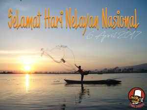 Selamat Hari Nelayan Nasional