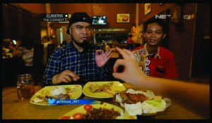 OK FOOD NET TV ke pak Ndut BSD