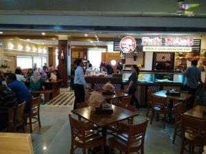 Bebek dan ayam goreng pak ndut Setiabudi One Jakarta