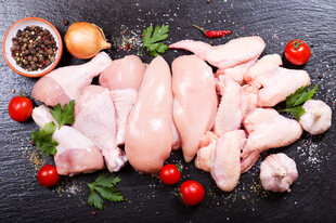 Nutrisi daging ayam sebagai menu sahur sederhana