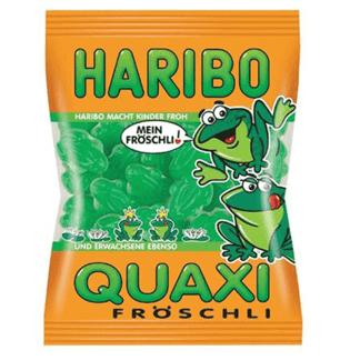 HARIBO Żelki Żabki Quaxi Froschli 200g