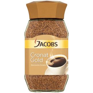 JACOBS Cronat Gold Kawa Rozpuszczalna w Słoiku 200g