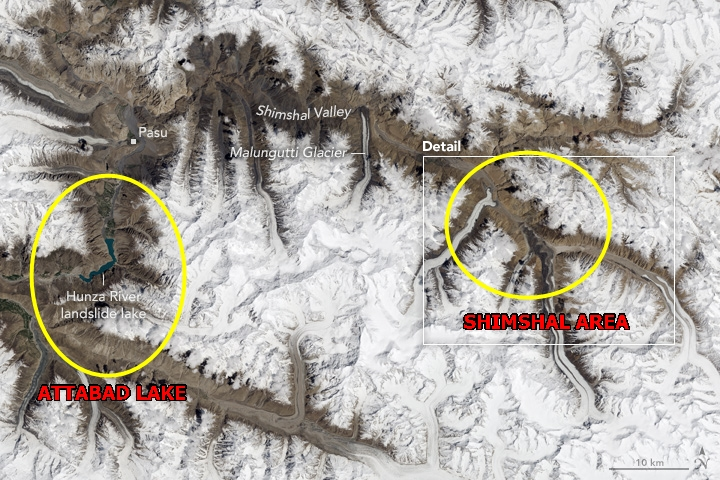 NASA worried Shimshal Valley -1