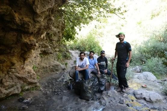 environment-friendly tourism, green squad