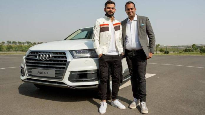 virat car collection, Virat Kohli Networth