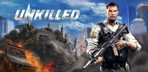 unkilled, best sniper game on android