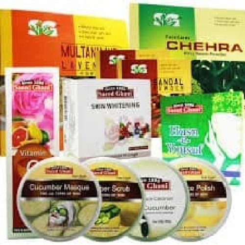 Skincare products in Pakistan, Men's skin care products