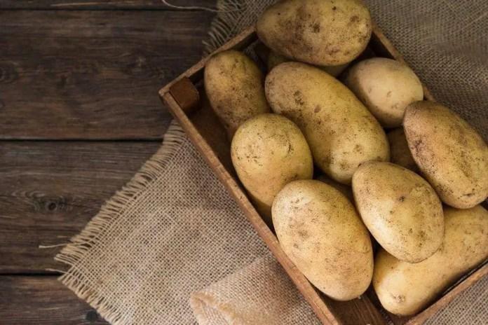 old potatoes, love, food, health