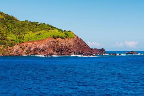 Pitcairn Island, British Overseas Territory, beautiful places, sea