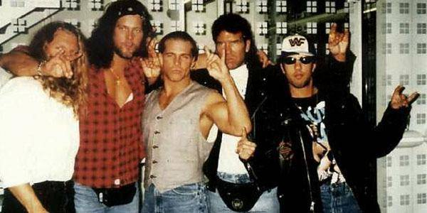 wwe controversies, shawn michaels, hhh