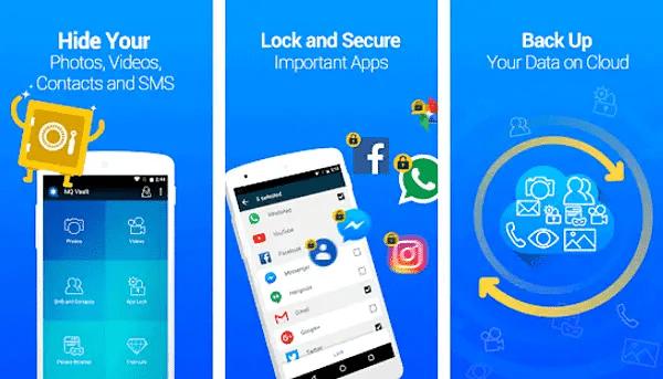 hide text messages app