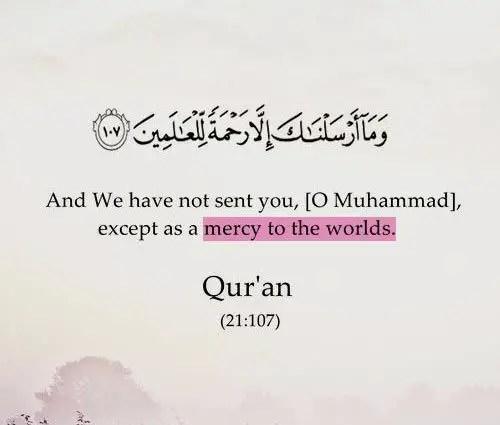 Prophet Mohammad, Holy Quran