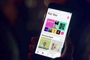 music app without internet, Apple Music