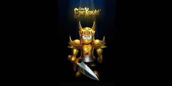 running games like subway surfers, One Epic Knight