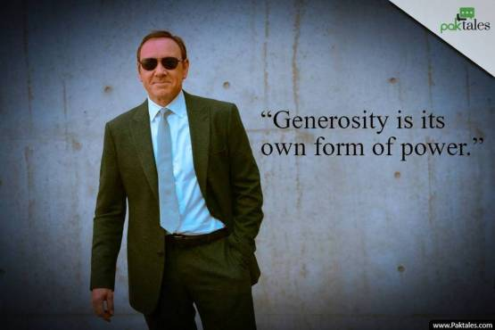 kevin spacey , frank underwood quotes