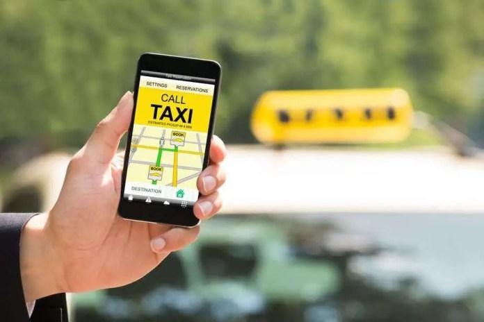 siri taxi