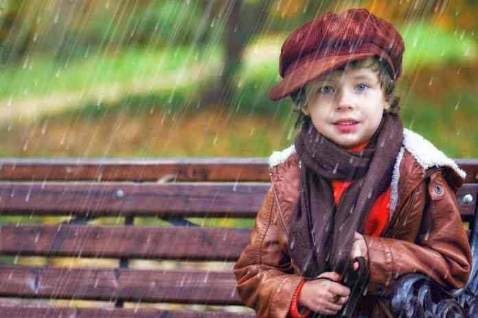 Rain activities for toddlers