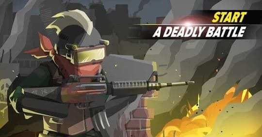 deadly battle game