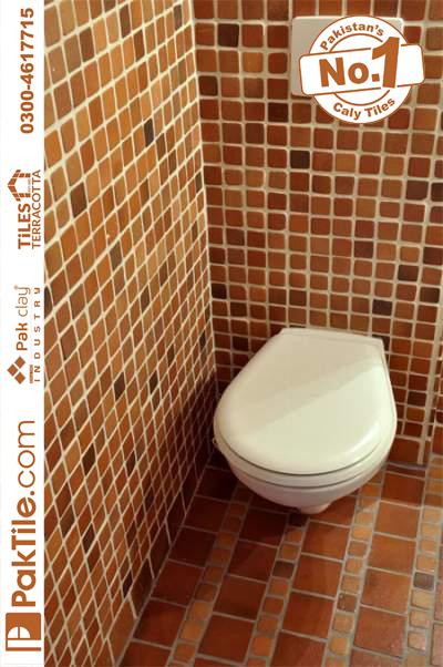 terracotta bathroom wall tiles