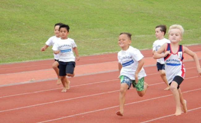 5s And 6s Section Junior Summer Track And Field