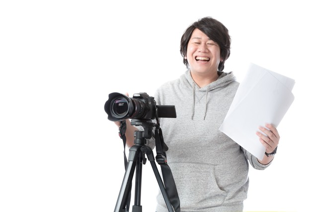 制作の現場を取り仕切る映像ディレクター