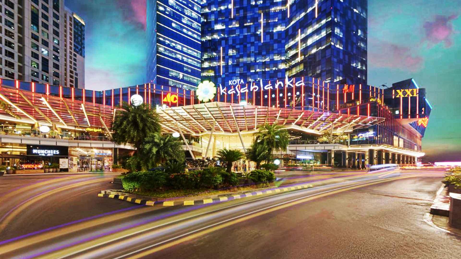 Kota Kasablanka Mall   Pakuwon Jati