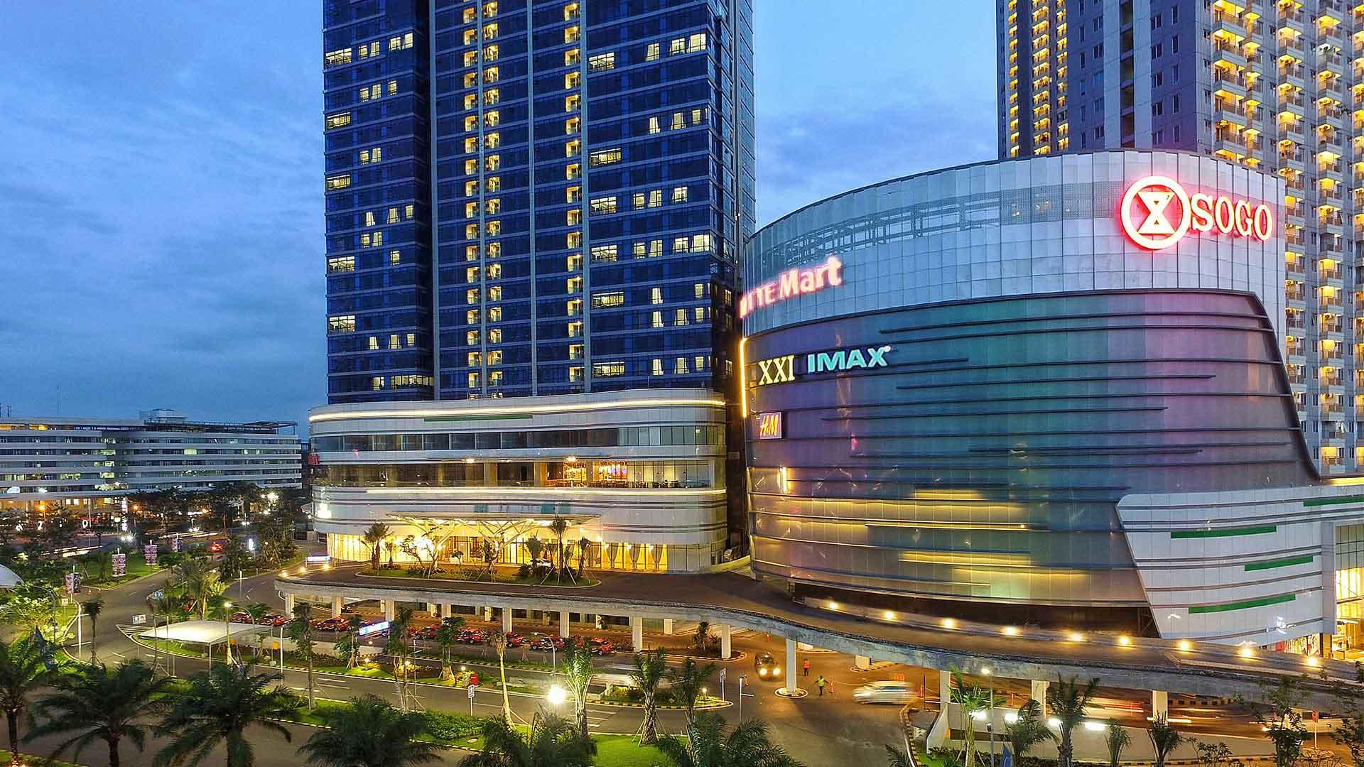 Pakuwon Mall   Pakuwon Jati