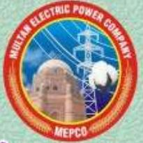 Jobs in MEPCO Multan Electric Power Company Through NTS