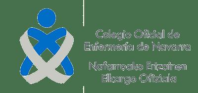 Logo Colegio Oficial de Enfermería de Navarra