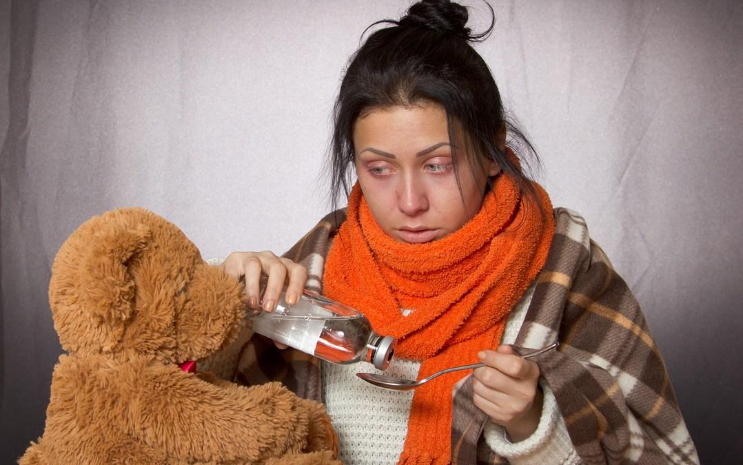 La gripe: prevención y tratamiento