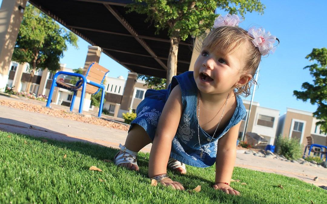 Desarrollo psicomotor del niño en el primer año de vida